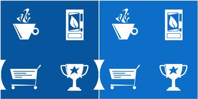 micro-market service icon